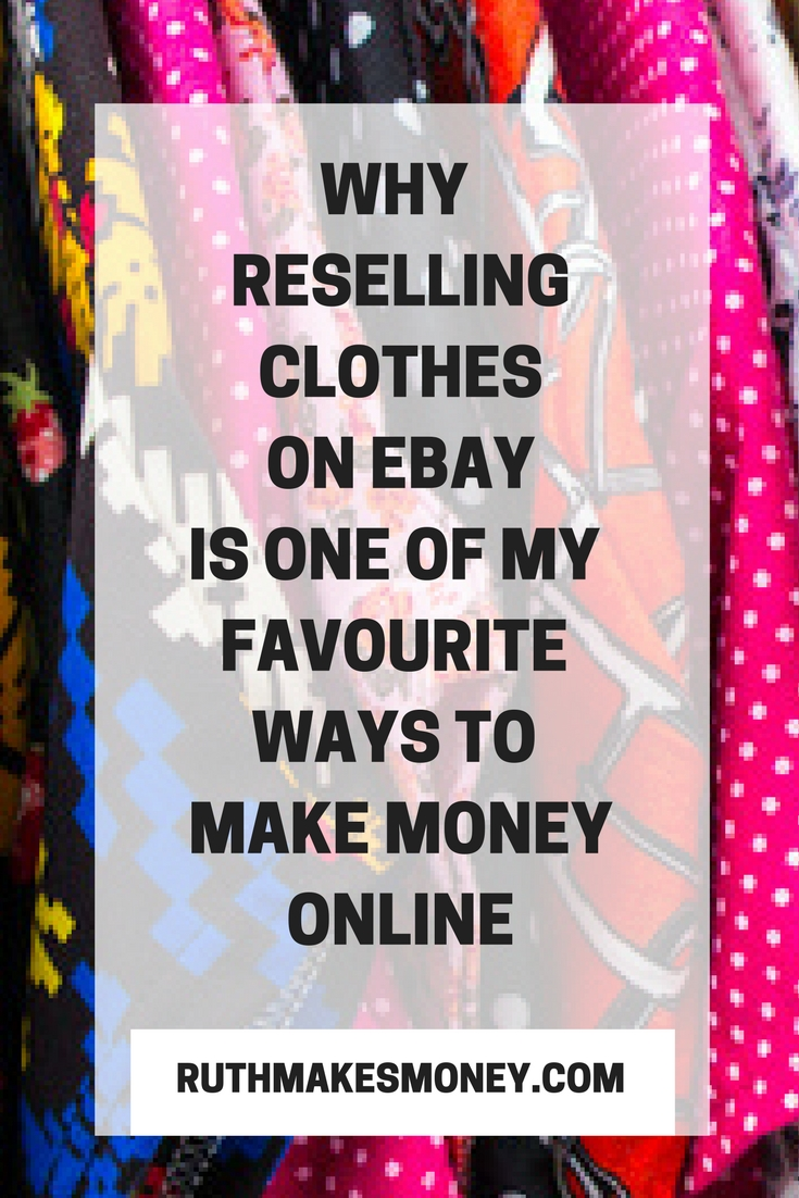 Resell clothes online