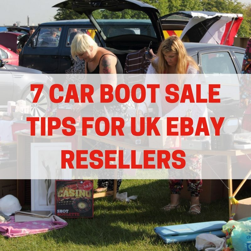 Car Boot Sale Tips Clothes