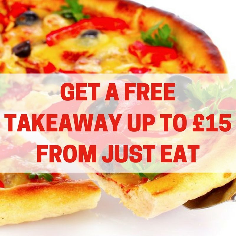 Free Takeaway Just Eat Ruth Makes Money